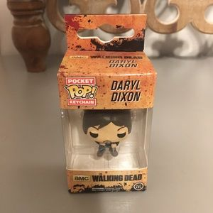 Funko POP: The Waking Dead, Daryl Dixon, keychain